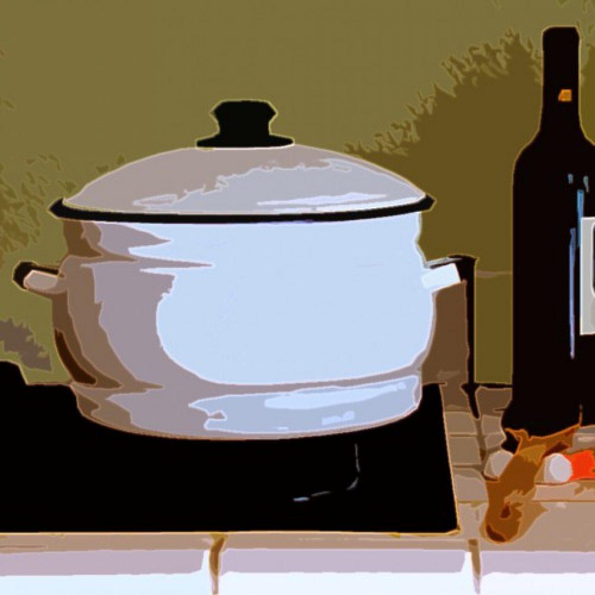 The White Pot